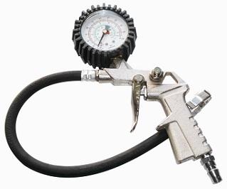 Tay bơm có đồng hồ dạng súng Top