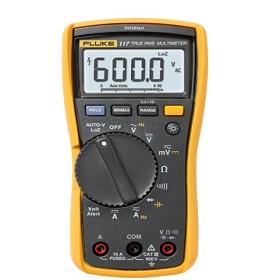 Đồng hồ đo điện đa năng hiển thị số Fluke 117