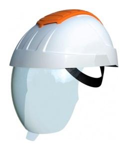 Nón bảo hộ có kính cách điện 1000V Friedrich 412010